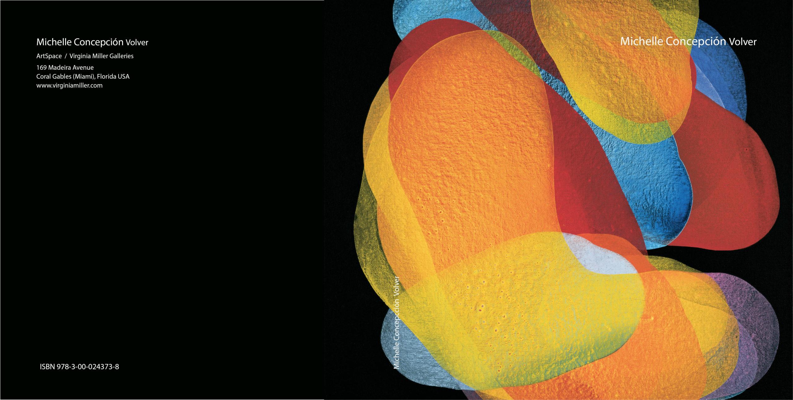 Michelle Concepción, Cover of exhibition catalogue: Volver